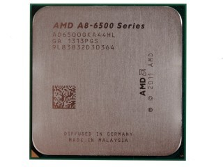 Процессор AMD A8-6500 3.5GHz (Turbo up to 4.1GHz) 4Mb 2xDDR3-1866 Graf-HD8570D/800Mhz TDP-65w FM2 OEM