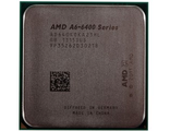 Процессор AMD A6-6400K 3.9GHz (Turbo up to 4.1GHz) 1Mb 2xDDR3-1866 Graf-HD8470D/800Mhz FM2 OEM