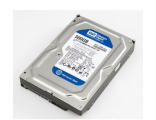 Жесткий диск SATA-3 500Gb Western Digital Caviar Blue 7200rpm [WD5000AAKX] Cache 16MB