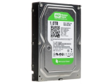 Жесткий диск SATA-3 1Tb Western Digital Caviar Green IntelliPower [WD10EZRX] Cache 64MB