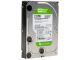 Жесткий диск SATA-3 2Tb Western Digital Caviar Green IntelliPower [WD20EZRX] Cache 64MB